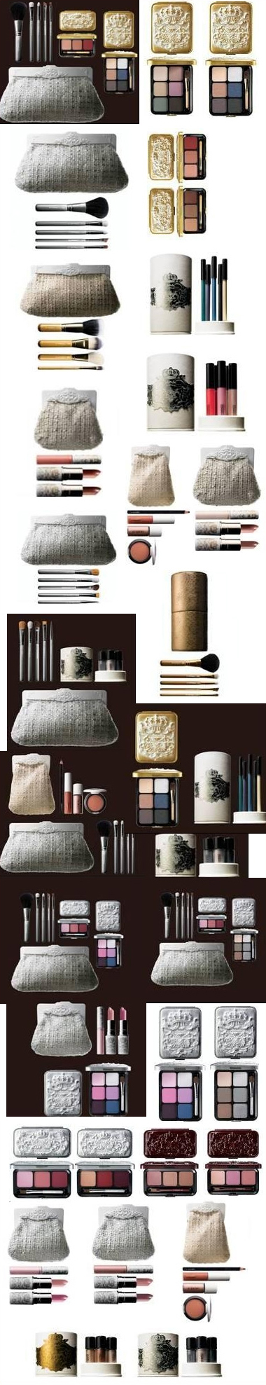 MAC COSMETICS HOLIDAY 2007 COLLECTION