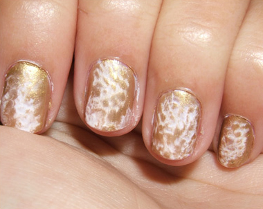 ANTIQUITEASE CRACKLE NAILS