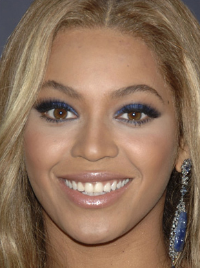 Beyonce Eyes Turn Black Celeb-a-Like - ...