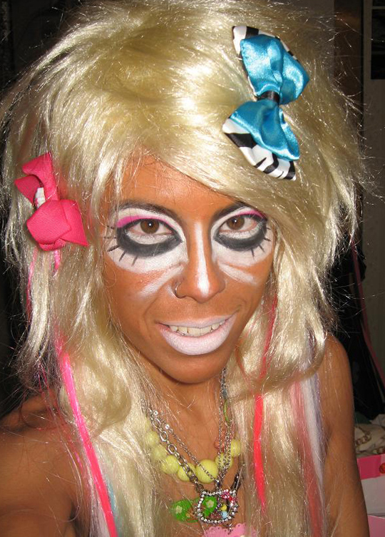 Halloween Looks Amanda Dana Katrina Lisa