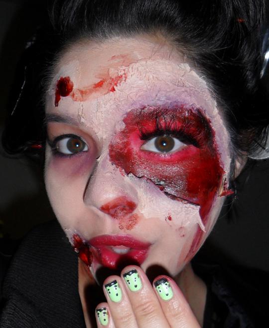 Temptalia Halloween Looks