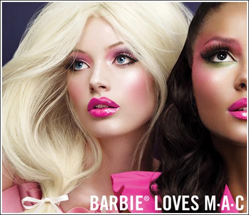Макияж Барби - настоящая куколка!