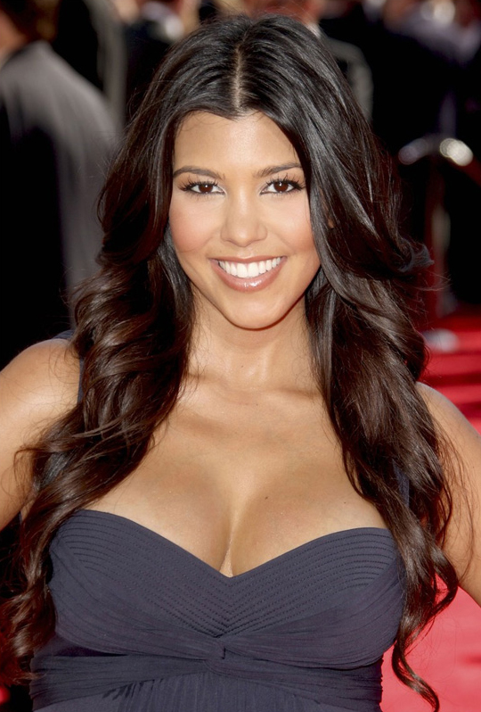 Kourtney Kardashian @ 61st Primetime Emmy Awards