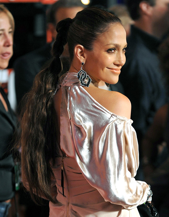 jennifer lopez hair 2009. Get Jennifer Lopez#39;s Hair