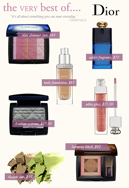 The Best Dior Products