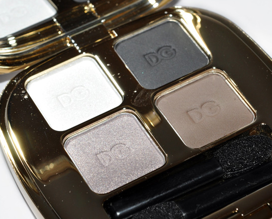 Dolce & Gabbana Champagne Smooth Eye Colour Quad