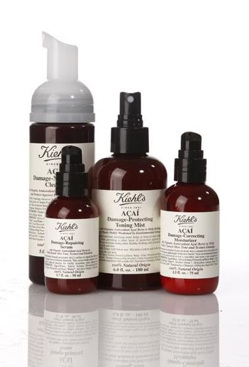 Kiehl's Acai Organic Skincare