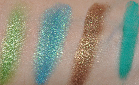 Star Powders Pure Pigments
