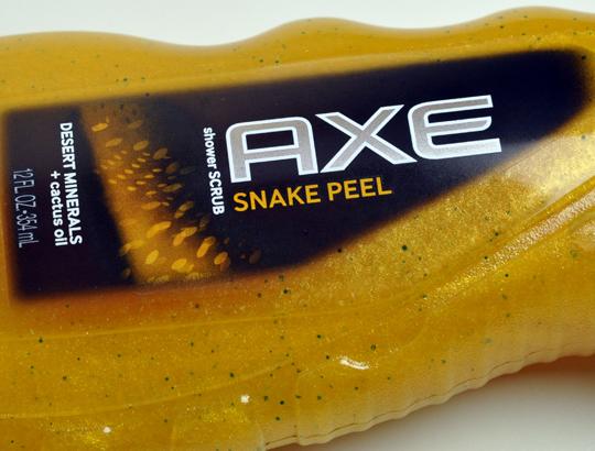 AXE Snake Peel