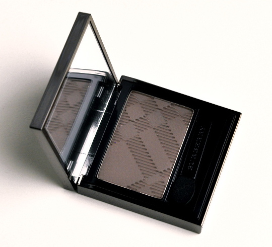 Burberry taupe brown 07 eyeshadow review photos swatches Sdb chocolat taupe