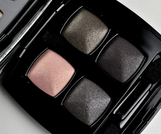 Chanel Enigma Eyeshadow Quad