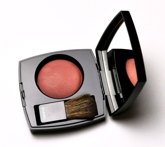 Chanel Rose Temptation Joues Contraste Blush