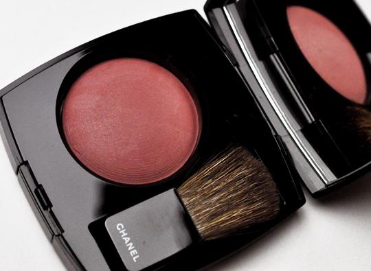 Chanel Rose Temptation Joues Contraste Blush