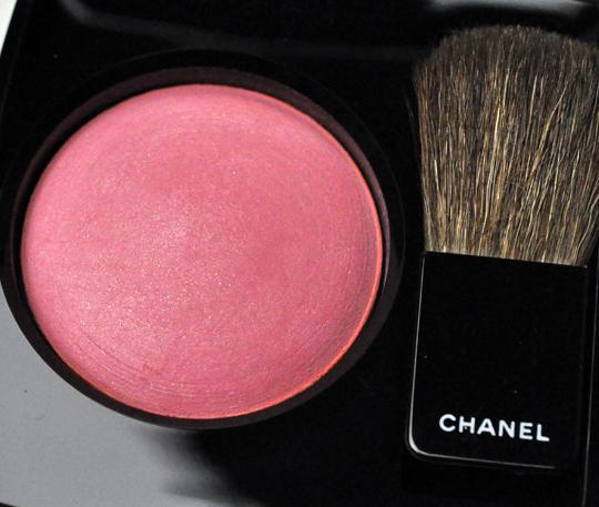 Chanel Pink Explosion Blush