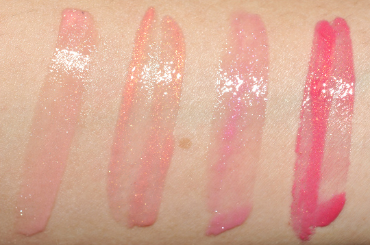 Chanel Fall 2010 Glossimers