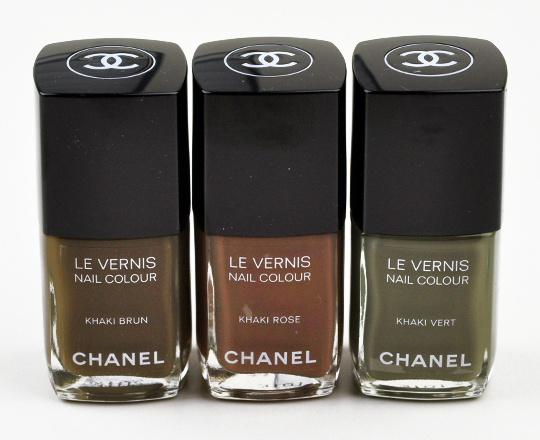 Chanel Les Khakis de Chanel Collection