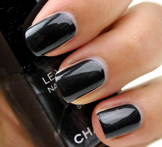 Chanel Steel Le Vernis