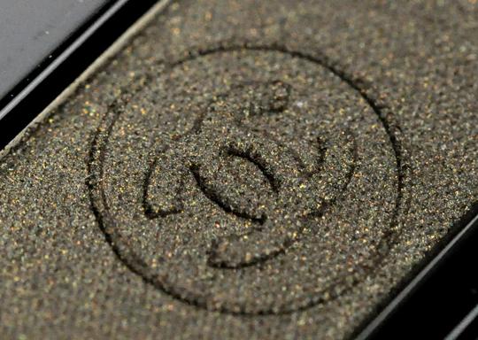 Chanel Vert Khaki Eyeshadow