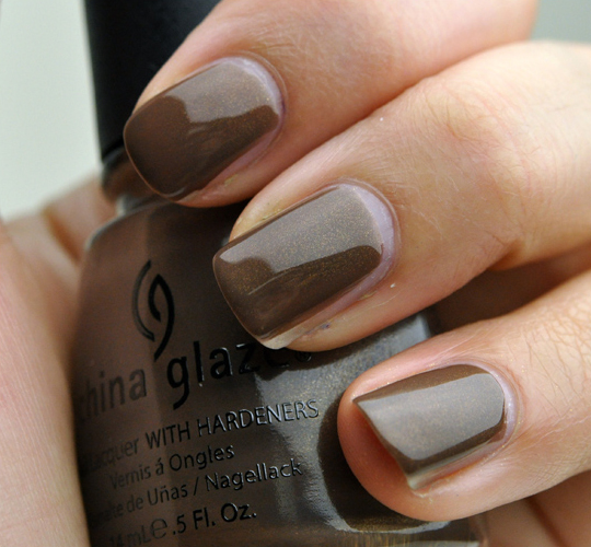 China Glaze Vintage Vixen Collection