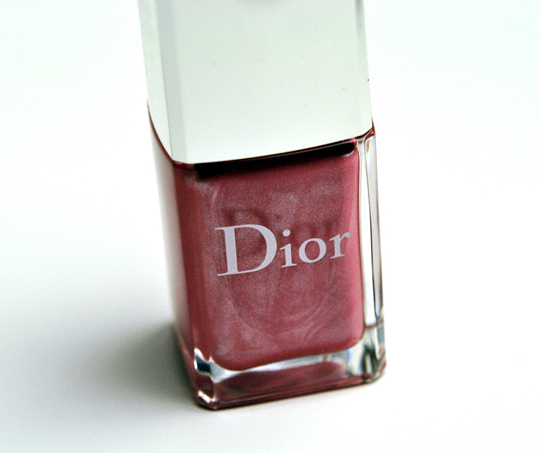 Dior Cherry Blossom Nail Lacquer