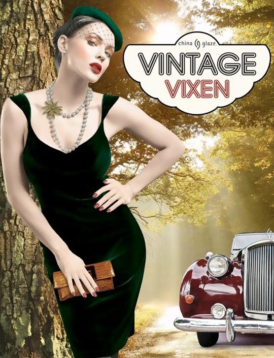 China Glaze Vintage Vixen