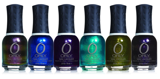 ORLY Cosmix Collection