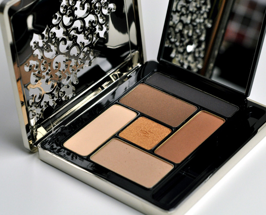 Guerlain - Écrin 6 Couleurs Eyeshadow Palette - Rue des Francs-Bourgeois :  eyeshadows eye shadow eyes makeup palette