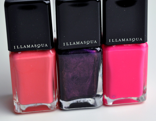 Illamasqua Collide Nail Varnish
