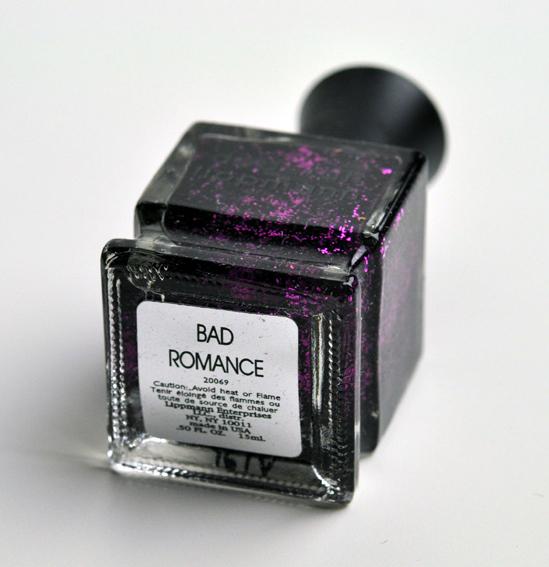 Deborah Lippmann Bad Romance Nail Lacquer