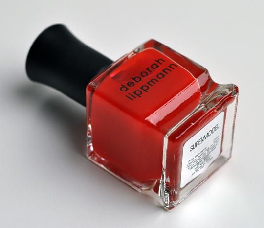 Deborah Lippmann Supermodel Nail Lacquer