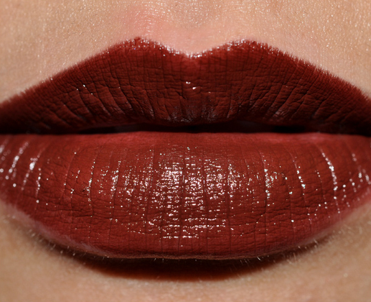 Populaire MAC Film Noir Lipstick Review, Photos, Swatches TW53