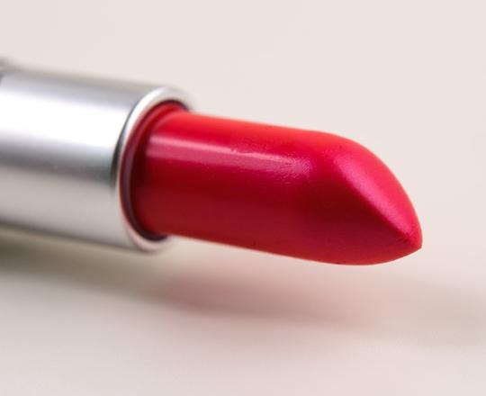 The Summer Season MAC Fusion Pink Lipstick  Temptalia