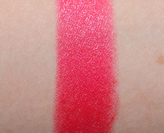 MAC Fusion Pink Lipstick