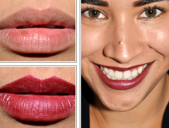 Mac odyssey lipstick review photos swatches