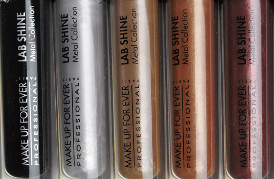 Make Up For Ever Lab Shines