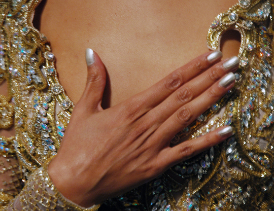 Dashing Diva @ Farah Angsana S/S 2011