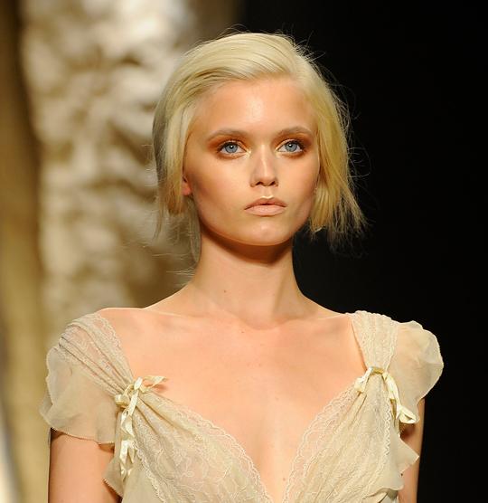 MAC @ Donna Karan S/S 2011