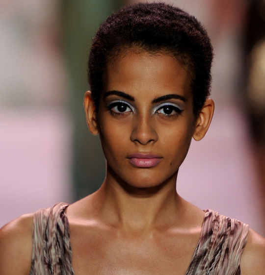 MAC @ Monique Lhuillier S/S 2011