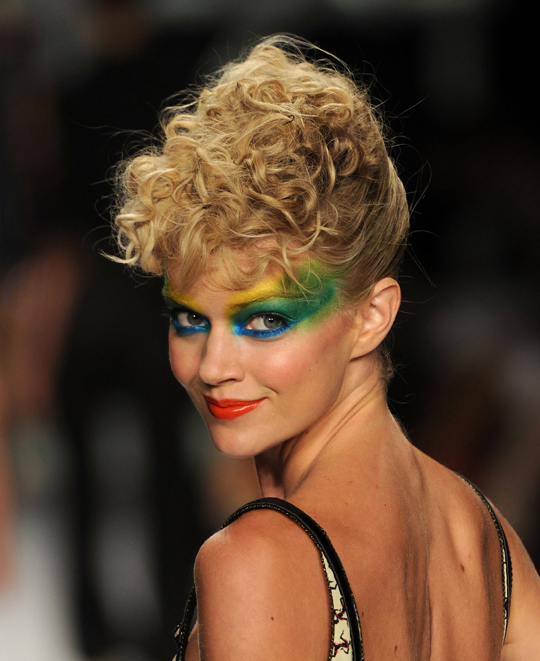 Maybelline @ Z Spoke by Zac Posen S/S 2011