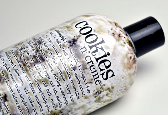 Philosophy Cookies 'n Creme Shower Gel