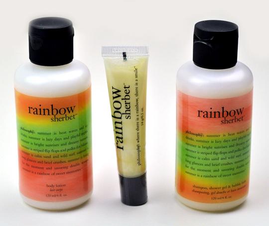 Philosophy Rainbow Sherbet