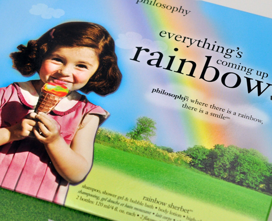 Philosophy Rainbow Sherbet
