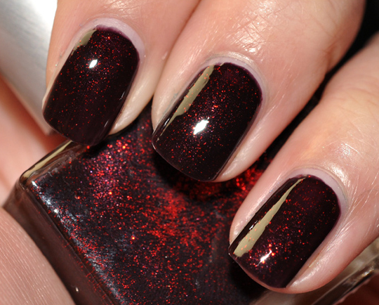 Rescue Beauty Lounge Nail Lacquer Review, Photos, Swatches (Scrangie ...