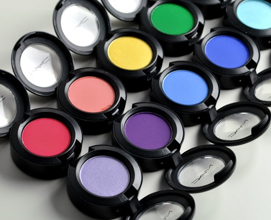 MAC Dare to Wear Eyeshadows