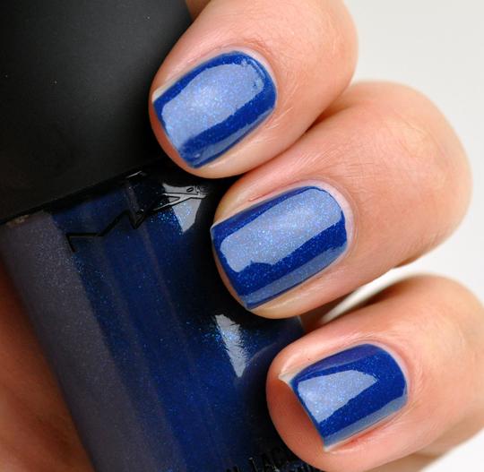 MAC Nail Trend F/W 2010