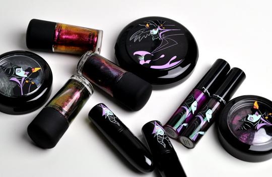 Mac Venomous Villains Maleficent Review Photos Swatches