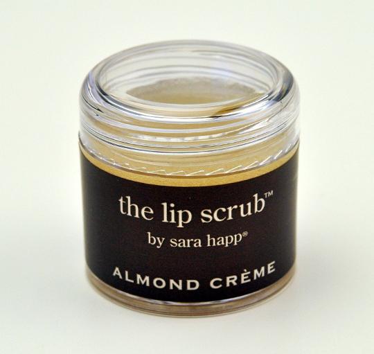 Sara Happ Almond Creme Lip Scrub