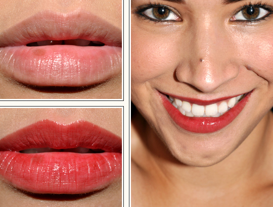 Shiseido Natural Red (RD629) Perfect Rouge Sheer Lip Color ...