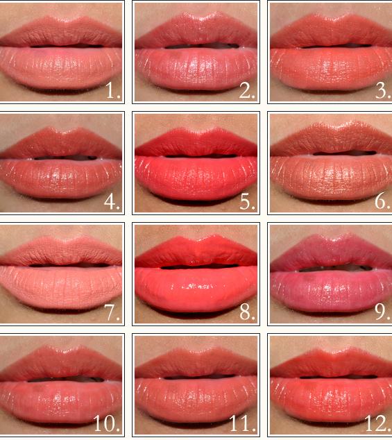 Best Salmon Color Lipstick