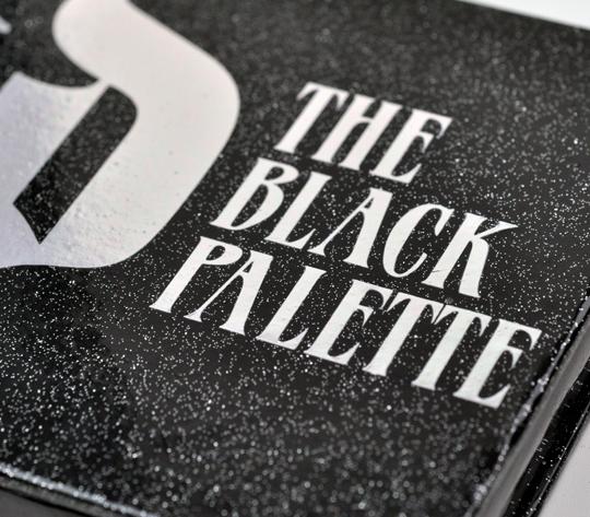 Urban Decay Black Palette
